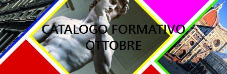 CATALOGO FORMATIVO OTTOBRE 2016