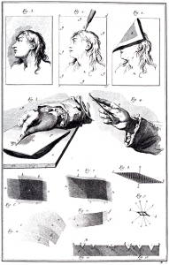 Herstellung-eines-Kupferstichs