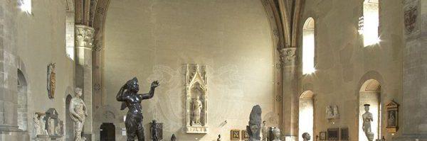 MUSEO NAZIONALE DEL BARGELLO: la scultura del quattrocento