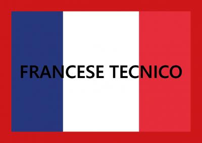 FRANCESE TECNICO PER GUIDE TURISTICHE