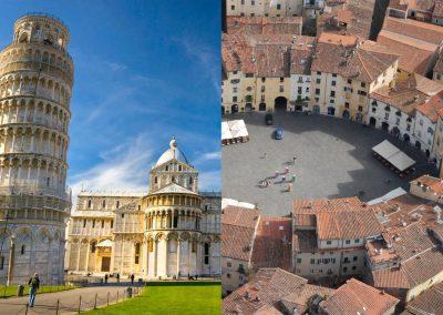 LUCCA E PISA: CORSO DI FORMAZIONE PER GUIDE TURISTICHE