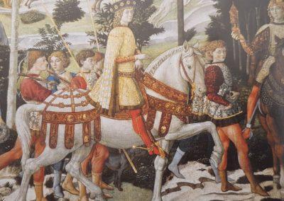 Allegorie e simboli durante il governo Laurenziano e il loro riflesso nell'arte