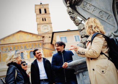 LE CHIESE DI ROMA –  CORSO CON VISITE IN ESTERNA
